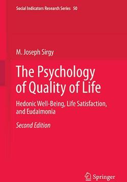 کتاب لاتین روانشناسی کیفیت زندگی؛ بهزیستی لذت گرایانه، رضایت از زندگی و سعادت گرا