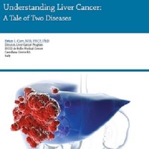 کتاب لاتین درک سرطان کبد: داستان دو بیماری (2014)