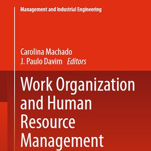 کتاب لاتین سازمان کار و مدیریت منابع انسانی (2014)