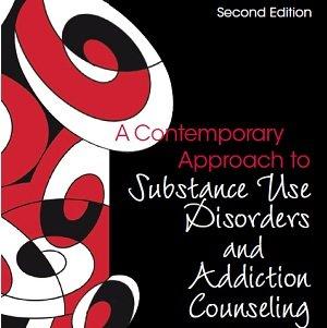 کتاب لاتین رویکرد معاصر به اختلالات مصرف مواد و مشاوره اعتیاد (2015)