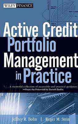 کتاب لاتین مدیریت اوراق بهادار اعتباری فعال در عمل