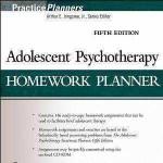 کتاب لاتین روان درمانی نوجوانان: برنامه درمان (2014)