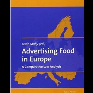 کتاب لاتین تبلیغات غذا در اروپا (2014)