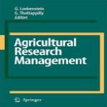 کتاب لاتین مدیریت تحقیقات کشاورزی (2007)