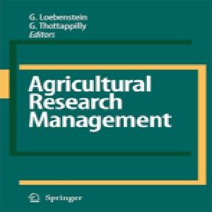 کتاب لاتین مدیریت تحقیقات کشاورزی