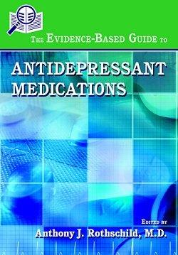کتاب لاتین راهنمای مبتنی بر پژوهش داروهای ضد افسردگی (2012)