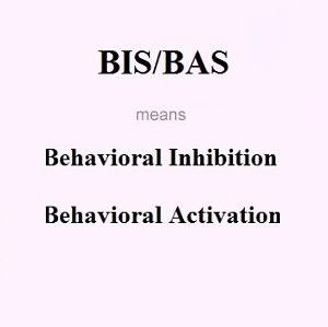 پرسشنامه بازداری رفتاری و فعال سازی رفتاری (BIS/BAS)