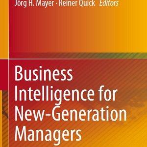 کتاب لاتین هوش تجاری برای مدیران نسل جدید (2015)