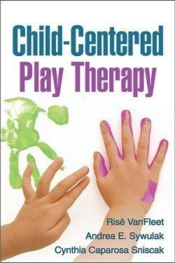 کتاب لاتین بازی درمانی کودک محور