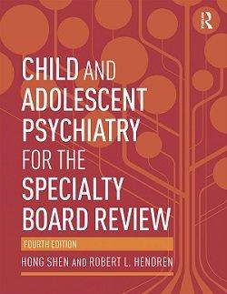 کتاب لاتین روانپزشکی کودک و نوجوان برای بورد تخصصی (2015)