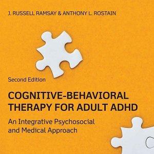 کتاب لاتین درمان شناختی رفتاری برای بزرگسالان با اختلال نقص توجه بیش فعالی
