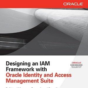 کتاب لاتین اختصاص یک چارچوب IAM با هویت ORACLE و مجموعه مدیریت دسترسی