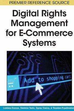 کتاب لاتین مدیریت حقوق دیجیتال برای سیستمهای تجارت الکترونیکی