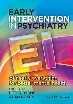 کتاب لاتین مداخله زود هنگام در روانپزشکی (2014)