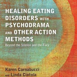 کتاب لاتین بهبود اختلالات خوردن با سایکودراما و سایر روش های عملی (2013)