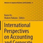 کتاب لاتین دیدگاه های بین المللی به رفتار شرکتی و حسابداری (2014)