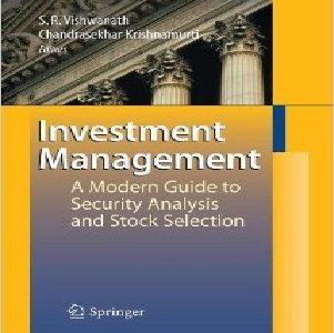 کتاب لاتین مدیریت سرمایهگذاری؛ رهنمودی مدرن بر تحلیل اوراق بهادار و انتخاب سهام