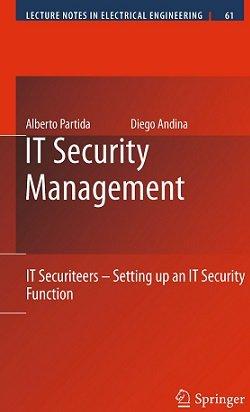 کتاب لاتین مدیریت امنیت آی تی
