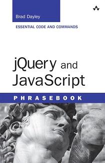 کتاب لاتین اصطلاحات جی کوئری و جاوا اسکریپت: کدها و دستورهای ضروری