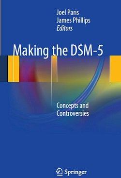 کتاب لاتین نگارش DSM-5 : مفاهیم و مباحث