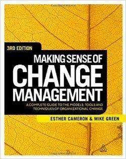 کتاب لاتین درک مدیریت تغییر