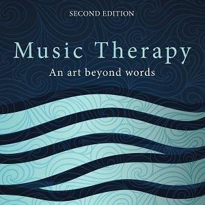 کتاب لاتین موسیقی درمانی؛ هنر فراتر از کلمات (2014)