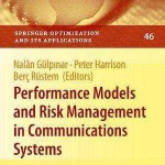 کتاب لاتین مدل های عملکردی و مدیریت خطر در سیستم های ارتباطی (2011)