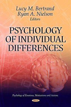 کتاب لاتین روانشناسی تفاوت های فردی