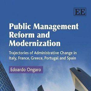 کتاب لاتین مدرن سازی و اصلاح مدیریت دولتی