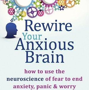 کتاب لاتین مغز مضطرب خود را بازسازی کنید (2015)