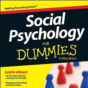 کتاب لاتین روانشناسی اجتماعی برای دامیز