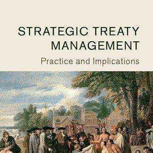 کتاب لاتین مدیریت معاهده استراتژیک