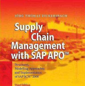 کتاب لاتین مدیریت زنجیره تولید با SAP APO (برنامه بهینهسازی و برنامهریزی پیشرفته)