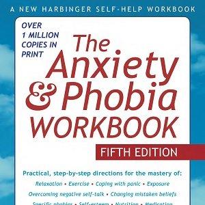 کتاب لاتین کار با اضطراب و فوبیا (2010)