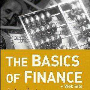 کتاب لاتین مبانی امور مالی؛ مقدمهای بر بازارهای مالی، بودجه کسب و کار، و مدیریت سهام