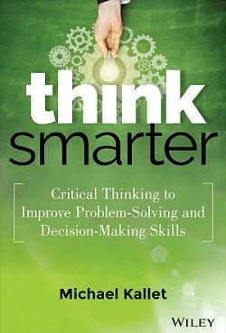 کتاب لاتین باهوش تر بیندیشید: تفکر انتقادی (2014)