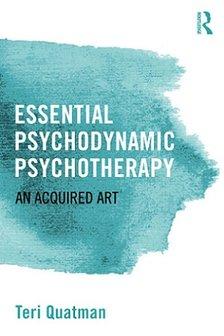 کتاب روان درمانی روانپویشی: یک هنر اکتسابی