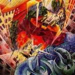 زمان و حرکت در هنر: نقاشی های جنبش فوتوریسم (آینده نگری) درباره حرکت