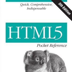 کتاب لاتین مرجع HTML5 برای برنامه نویسان