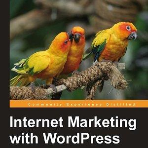 کتاب لاتین بازاریابی اینترنتی با وردپرس