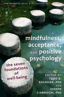 کتاب لاتین ذهن آگاهی، پذیرش و روانشناسی مثبت گرا