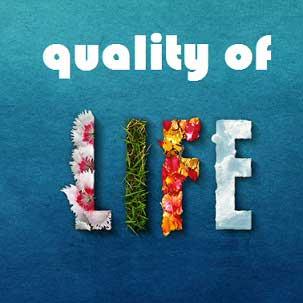 کیفیت زندگی