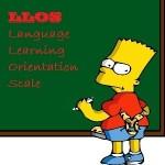 مقیاس جهت گیری های یادگیری زبان (LLOS)