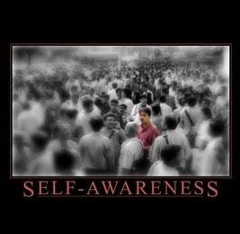 خودآگاهی