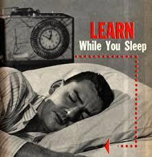 خواب و یادگیری