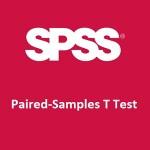 آموزش تحلیل t زوجی یا آزمون تی وابسته در SPSS