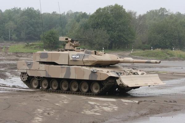 Leopard2A7 (آلمان)