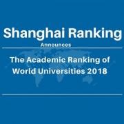 رتبه بندی شانگهای